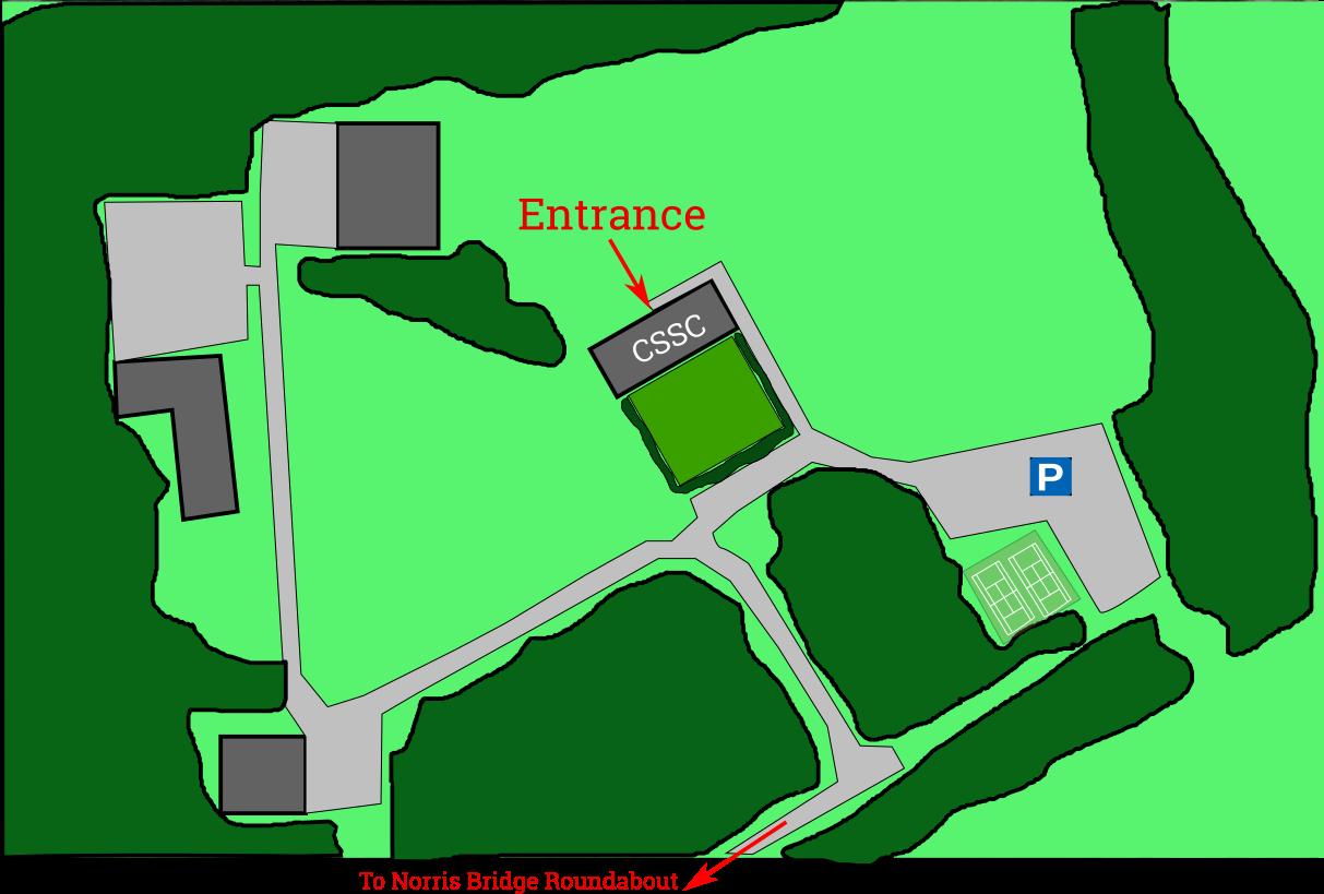 CSSC Site Map